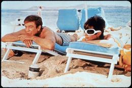 photo 4/7 - Albert Finney, Audrey Hepburn - Voyage � Deux - © Les Acacias
