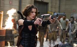 photo 20/39 - Milla Jovovich - Resident Evil : Afterlife - © Métropolitan Film