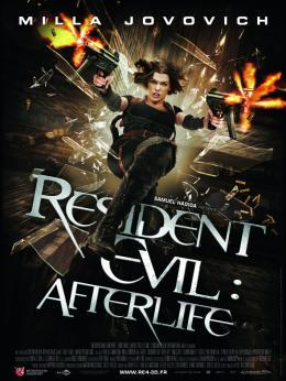 photo 33/39 - Affiche du film - Resident Evil : Afterlife - © M�tropolitan Film