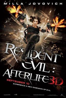 photo 31/39 - Affiche du film - Resident Evil : Afterlife - © Métropolitan Film