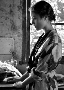 photo 3/9 - Aida Folch - L'Artiste Et Son Modèle - © BAC Films