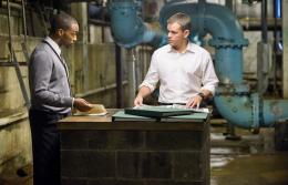 photo 2/18 - Anthony Mackie, Matt Damon - L'agence - © Universal Pictures International France