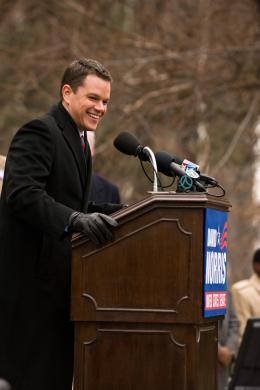 photo 5/18 - Matt Damon - L'agence - © Universal Pictures International France