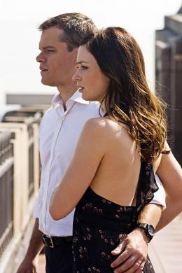 photo 12/18 - Matt Damon, Emily Blunt - L'agence