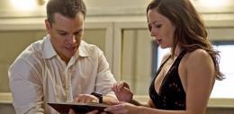 photo 10/18 - Matt Damon, Emily Blunt - L'agence