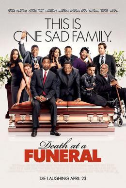 Panique aux funérailles Affiche originale photo 7 sur 7