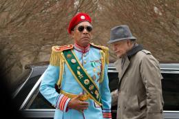 photo 9/21 - Morgan Freeman, John Malkovich - Red - © SND