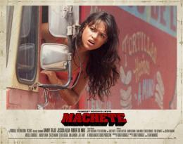 photo 13/79 - Michelle Rodriguez - Machete - © Sony Pictures