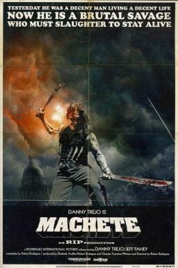 photo 16/79 - Affiche du film - Machete