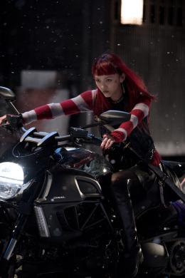 Wolverine : Le combat de l'Immortel Rila Fukushima photo 5 sur 55