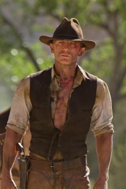 photo 38/83 - Daniel Craig - Cowboys & Envahisseurs - © Paramount