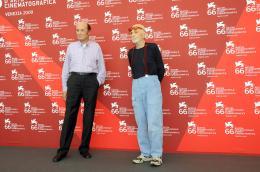 Mario Monicelli Mostra de Venise 2009 photo 1 sur 2