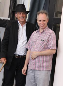 Ed Lachman Mostra de Venise 2009 photo 1 sur 2