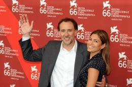 photo 34/39 - Nicolas Cage et Eva Mendes - Pr�sentation du film Bad Lieutenant - Mostra de Venise 2009 - Bad Lieutenant : Escale � la Nouvelle-Orl�ans