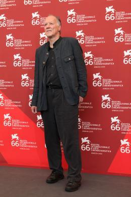 Werner Herzog Mostra de Venise 2009 photo 7 sur 16
