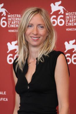 photo 16/25 - Jessica Hausner - Présentation du film Lourdes - Mostra de Venise 2009 - Lourdes - © Isabelle Vautier - Commeaucinema.com 2009