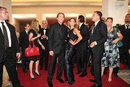 photo 35/39 - Nicolas Cage et Eva Mendes - Pr�sentation du film Bad Lieutenant - Mostra de Venise 2009 - Bad Lieutenant : Escale � la Nouvelle-Orl�ans