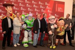 Lee Unkrich Hommage � John Lasseter et � Pixar - Mostra de Venise 2009 photo 8 sur 20