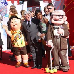 George Lucas Hommage à John Lasseter et à Pixar - Mostra de Venise 2009 photo 7 sur 39