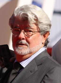 George Lucas Hommage à John Lasseter et à Pixar - Mostra de Venise 2009 photo 10 sur 39