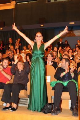Shirin Neshat Présentation de Women Without Men - Mercredi 9 septembre 2009 - Mostra de Venise photo 2 sur 3