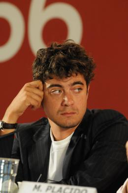 photo 41/41 - Riccardo Scamarcio - Pr�sentation du film Il grande Sogno - Mercredi 9 septembre 2009 - Mostra de Venise - Le R�ve italien
