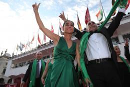 Shirin Neshat Présentation de Women Without Men - Mercredi 9 septembre 2009 - Mostra de Venise photo 1 sur 3