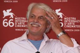 photo 29/41 - Michele Placido  - Mercredi 9 septembre 2009 - Mostra de Venise - Le Rêve italien - © Isabelle Vautier - Commeaucinema.com 2009
