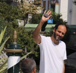 Luca Guadagnino Mercredi 9 septembre 2009 - Mostra de Venise photo 9 sur 9