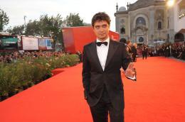 photo 40/41 - Riccardo Scamarcio - Pr�sentation du film Il grande Sogno - Mercredi 9 septembre 2009 - Mostra de Venise - Le R�ve italien