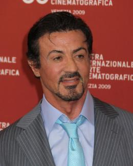 photo 114/172 - Samedi 12 septembre 2009 - Mostra de Venise - Sylvester Stallone - © Isabelle Vautier - Commeaucinema.com 2009