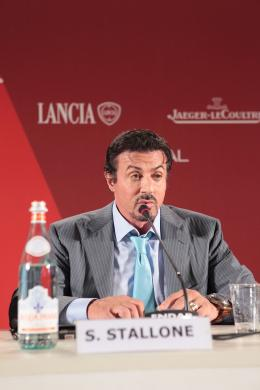 photo 113/172 - Samedi 12 septembre 2009 - Mostra de Venise - Sylvester Stallone - © Isabelle Vautier - Commeaucinema.com 2009