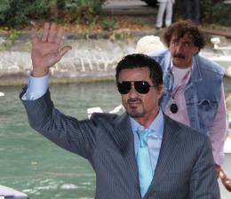 photo 111/172 - Samedi 12 septembre 2009 - Mostra de Venise - Sylvester Stallone - © Isabelle Vautier - Commeaucinema.com 2009