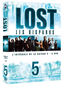 photo 1/2 - Dvd - Lost - Saison 5 - © ABC Studios