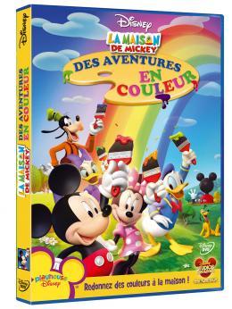 La maison de Mickey : Des aventures en couleur photo 1 sur 1