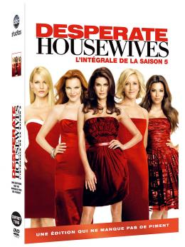 photo 49/49 - Dvd - Desperate Housewives - Saison 5 - © ABC Studios