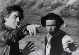 photo 22/23 - John Cassavetes et Peter Falk - Hommage à John Cassavetes - Coffret Prestige - © Orly Film