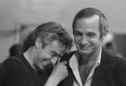 photo 23/23 - John Cassavetes et Ben Gazzara - Hommage à John Cassavetes - Coffret Prestige - © Orly Film