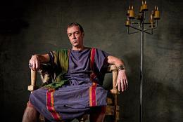 Spartacus : Le Sang des Gladiateurs John Hannah - Saison 1 photo 6 sur 35