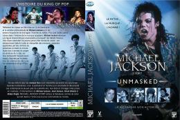 Michael Jackson Story, Unmasked jaquette dvd photo 7 sur 9