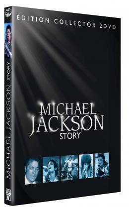 Michael Jackson Story, Unmasked jaquette dvd, édition collector photo 9 sur 9