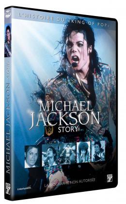 Michael Jackson Story, Unmasked jaquette dvd photo 8 sur 9