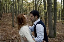 photo 1/8 - Melvil Poupaud, Audrey Marnay - La Lisi�re - © Zootrope films