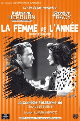 photo 4/4 - La Femme de l'année - © Les Grands Films Classiques