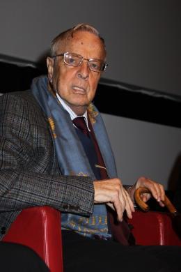 Franco Zeffirelli Festival de Rome 2009 photo 1 sur 1