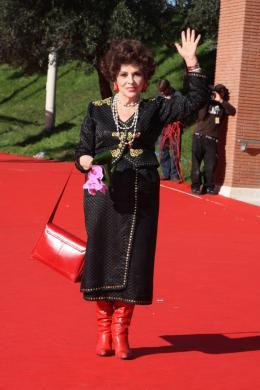 Gina Lollobrigida Festival de Rome 2009 photo 7 sur 8