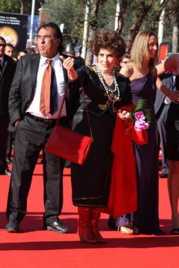 Gina Lollobrigida Festival de Rome 2009 photo 6 sur 8