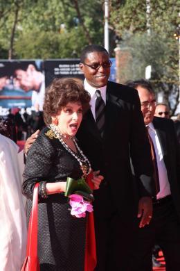 Gina Lollobrigida Festival de Rome 2009 photo 8 sur 8