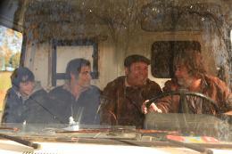 photo 10/20 - Jérémie Duvall, Gerard Lanvin, Vincent Moscato, Olivier Marchal - Le Fils à Jo - © Gaumont Distribution