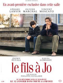 photo 20/20 - Affiche du film - Le Fils à Jo - © Gaumont Distribution